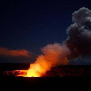 National Parks Arts Foundation: Hawaii Volcanoes NP