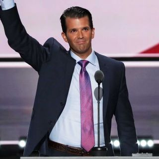 RUSSIA | S01 08 - Donald Trump Jr: The President's son and the 'treasonous' meeting
