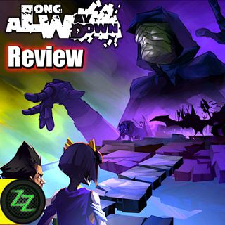A Long Way Down Review (Game) Rundenstrategie Dungeon mit Karten (Deutsch-German)