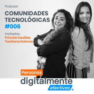 Ep06 | Comunidades Tecnológicas