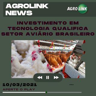 Agrolink News - Destaques do dia 10 de março
