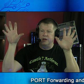 Secure Digital Life #12 - PORT Forwarding and Firewalling