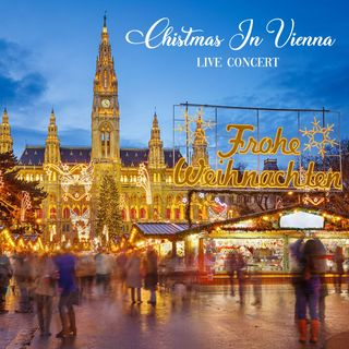 Christmas In Vienna - The Annual Christmas Live Concert | Xmas | Full Show | Orchestral |