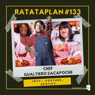 Ratataplan #133 | Lezioni di cucina con chef GUALTIERO SACAPOCHE