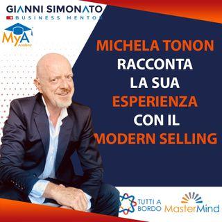 #59 Michela Tonon Board Member Metalarredo SRL, racconta la sua esperienza con il Modern Selling