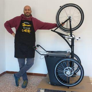 Ep. 28 - Critical Mass e bici cargo con Gianluca Laudano