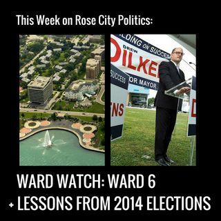 Ward Watch: Ward 6