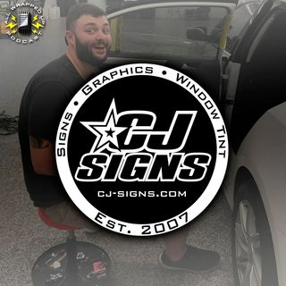 Charlie Johnson from CJ Signs