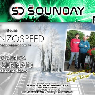 THE SOUNDAY Radio Show presents by LORENZOSPEED* Domenica 24 Gennaio 2021