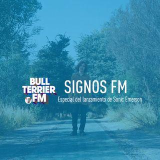 SignosFM Especial del lanzamiento de Sonic Emerson