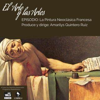 La pintura Neoclásica Francesa
