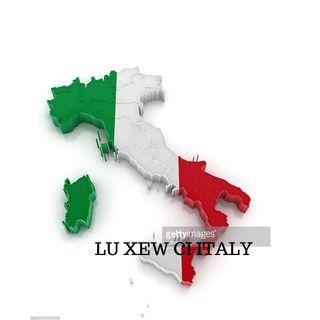 LU XEW CI ITALY: Actualités sociales et politiques en Italie.