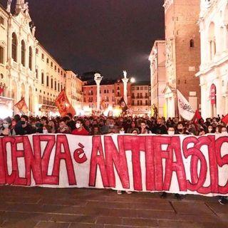 In 2500 alla manifestazione antifascista. Denunce in arrivo per le prescrizioni violate?