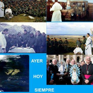 AYER, HOY, SIEMPRE... MALVINAS ES ARGENTINA.