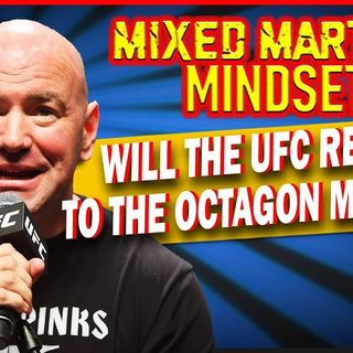 Mixed Martial Mindset: Does the Dana White Show Start Again May 9th WITH A KILLER CARD?