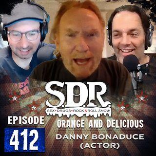 Danny Bonaduce (Actor) - Orange And Delicious