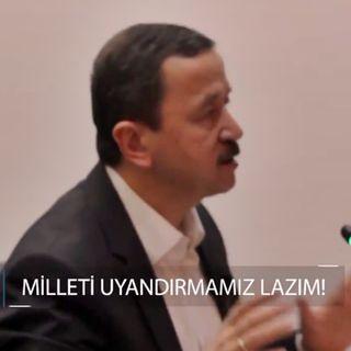 Narkoz Kitabı söyleşisi (TEKDER- Ankara)