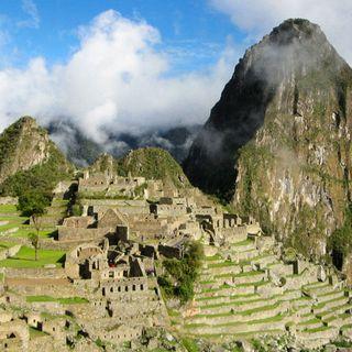 12. Sulle Ande, il Perù misterioso - Machu Picchu