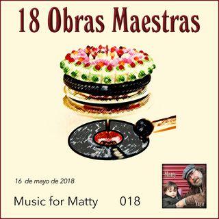 18 Obras Maestras