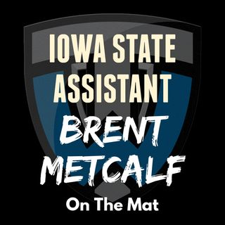 NCAA champion and Iowa State assistant coach Brent Metcalf - OTM566