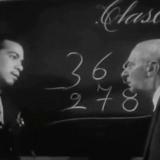 Trespatines vs Cantinflas en matematicas quien es mas inteligente