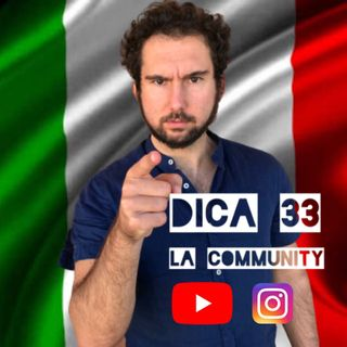 Ep.14 Dica33 Silvia. From Chicago parliamo di razzismo e differenze Usa vs Ita.