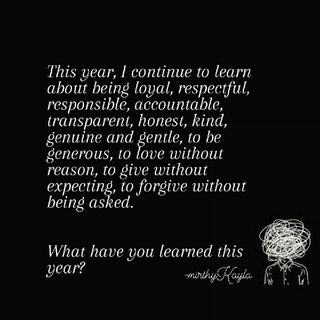 Episode 4: What Have You Learned This Year?