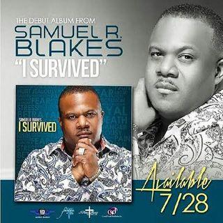 Recording Artist Samuel R. Blakes on #ConversationsLIVE