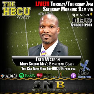 The HBCU Report-It's The Right Time!
