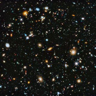 Cosmic Queries: Space Balls?