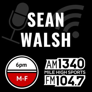 Friday May 17: Hour 1 - Top 7 @ 7; Sean Walsh stays in for PGA Championship; Costner golf movies; Be our guest text line Avs & Nuggets