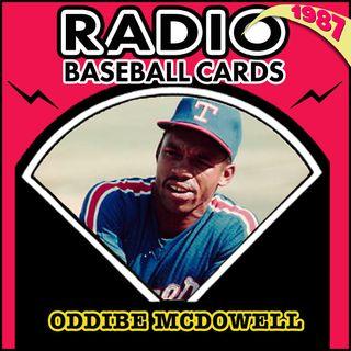 Oddibe McDowell Was the Florida State Wrestling Champion
