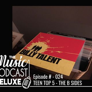 #024 - Teen Top 5 - B Sides