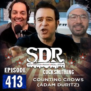 Counting Crows (Adam Duritz) - Cocksmithing