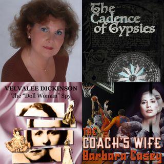 Award-winning Author Barbara Casey on Big Blend Radio