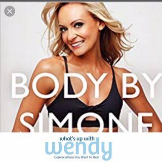 Simone De La Rue, Hollywood Fitness Expert