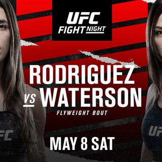 MMAFP: #UFCVegas25 Recap and #UFCVegas26 Fight Picks Waterson vs Rodriguez with @vasego1