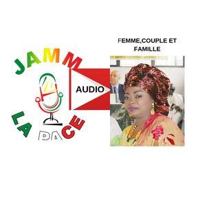 """DEBAT """" Femme,Couple et Famille"""" dans la communauté sénégalaise."""