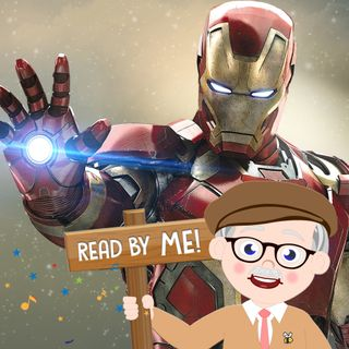 Iron Man - Bedtime Stories (Mr. HB)