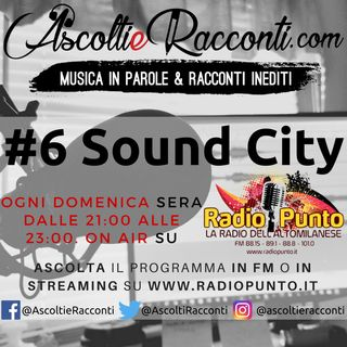 Radio Punto | #6 Sound City 18-02-2018