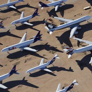 Amazon costruisce un aeroporto da 1,5 miliardi