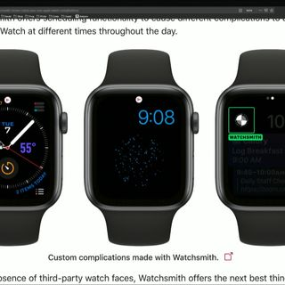 Personalize Your Apple Watch With Watchsmith | TWiT Bits