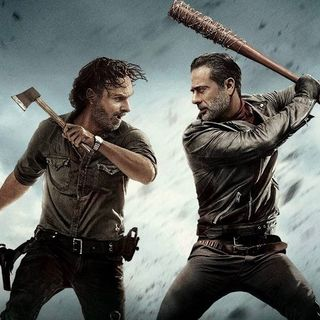 The Walking Dead! HUGE Spoilers with special guest co-host Paul Sr.!!!