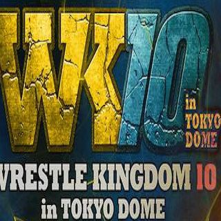 W2M Extra # 23:  NJPW Wrestle Kingdom 10 Review