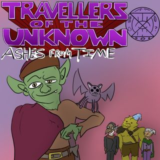 Ashes from Time: Ep. 4. Trinkets of Triden - Part 4
