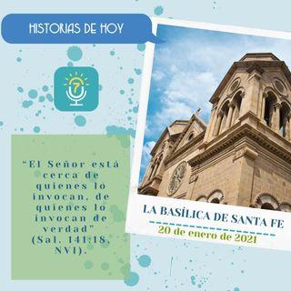 20 de enero - La basílica de Santa Fe - Etiquetas Para Reflexionar - Devocional de Jóvenes