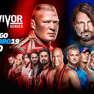 Survivor Series and War Games Review!!!