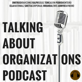 41: Images of Organization - Gareth Morgan (Part 3)