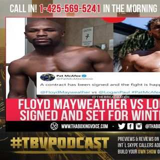 ☎️Floyd Mayweather Will Be Charged For Murder❗️ Via Televised Fight vs Logan Paul❗️