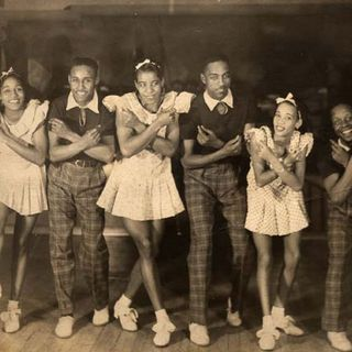 Black History Spotlight Presents: The Lindy Hop History